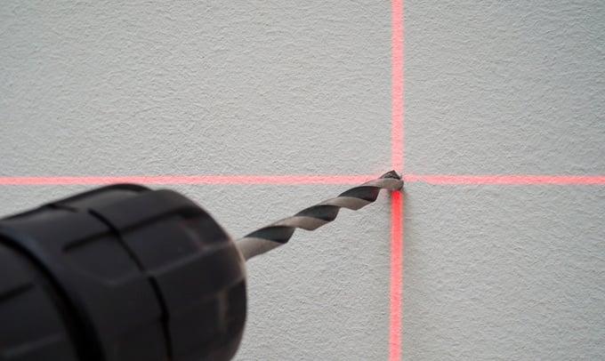 Her er noen tips ved valg av laserverktøy til profesjonelle jobber.