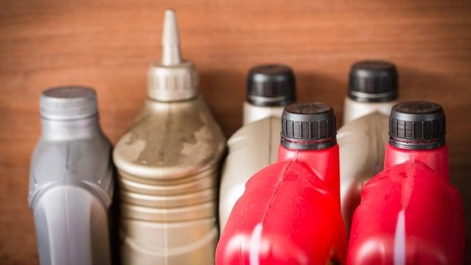 Hvilke smøreprodukter har dere på verkstedet? Kan noen droppes eller byttes ut?