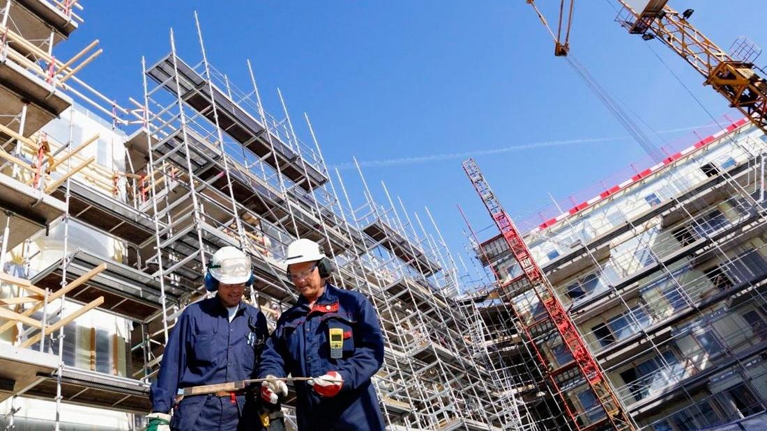 Hvor dyrt er det å ha lager på byggeplass?