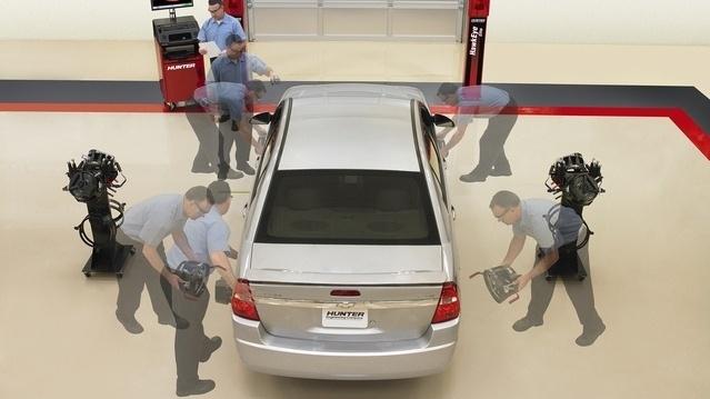 Hjulstillingssjekk - veien til bedre lønnsomhet for bilverkstedet